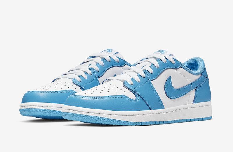 """Nike SB Air Jordan 1 Low """"UNC"""