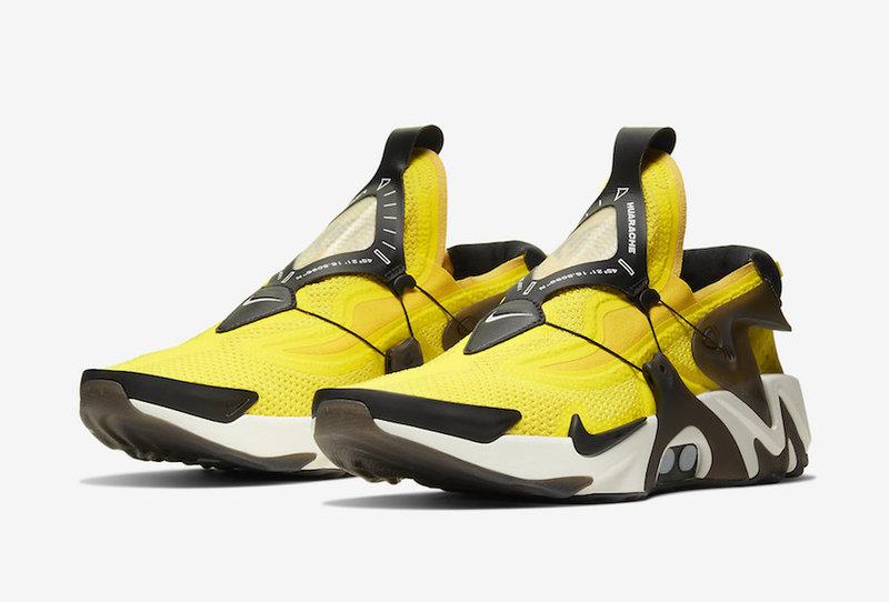 Nike-Adapt-Huarache-Opti-Yellow-BV6397-710