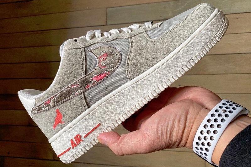 Jeff Staple × SBDG × Nike Air Force 1