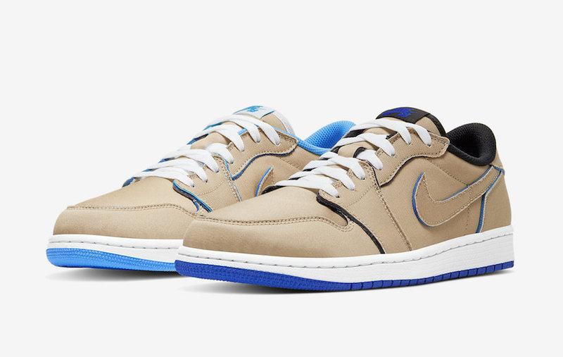 """Nike SB Air Jordan 1 Low """"Desert Ore"""