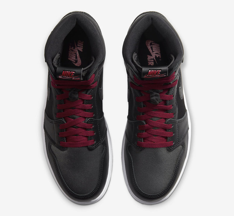 Air-Jordan-1-Black-Satin-Gym-Red-555088-060