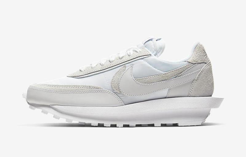 sacai-Nike-LDWaffle-White-Nylon