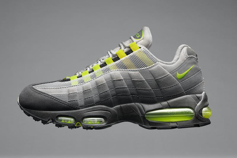 """Nike Air Max 95 OG """"Neon"""" (2020"""