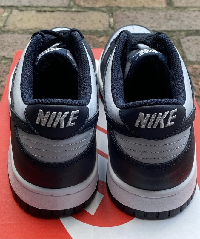Nike Dunk Low Georgetown Hoyas Release Date Price