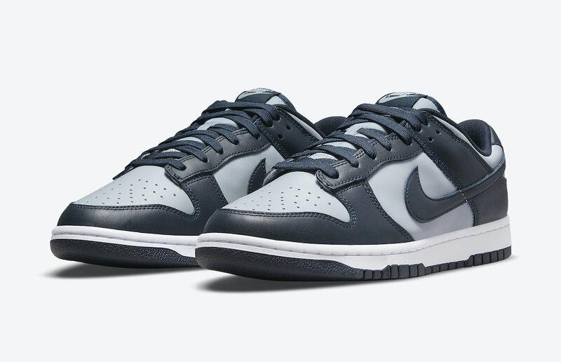 Nike Dunk Low Georgetown Hoyas Release Date