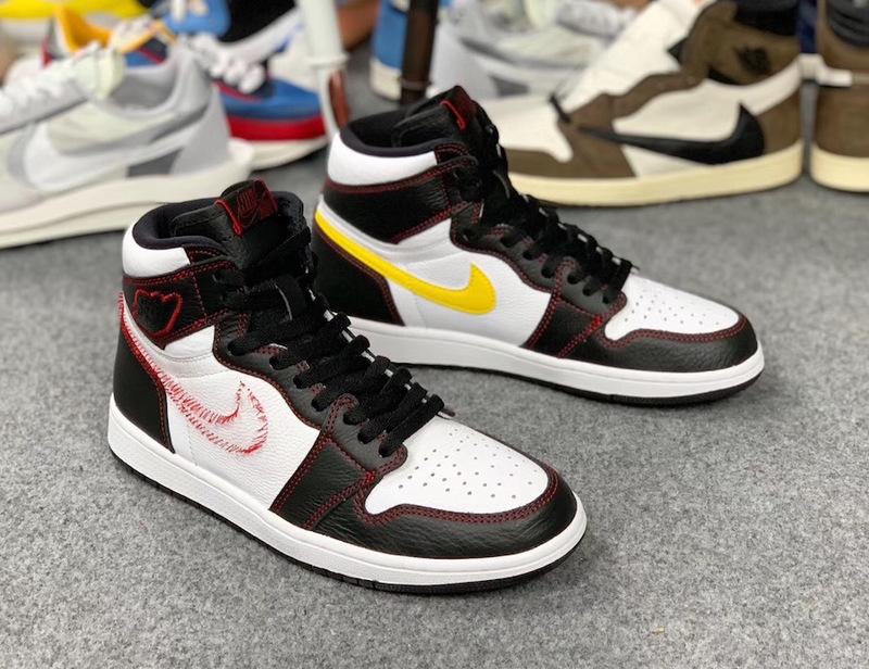 "Nike Air Jordan 1 ""Tour Yellow"