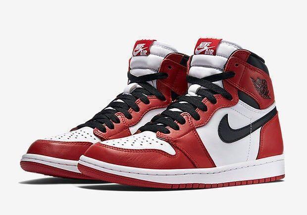 Nike Air Jordan 1 Chicagoについて - ス