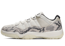 Nike Air Jordan 11 Retro Low Snake Light Boneの写真