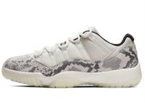 Nike Air Jordan 11 Retro Low Snake Light Bone