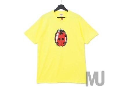 Supreme Ladybug Tee Bright Yellowの写真