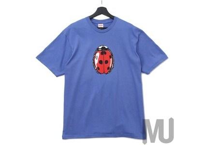 Supreme Ladybug Tee Light Purpleの写真