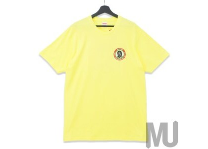 Supreme MLK Dream Tee Bright Yellowの写真