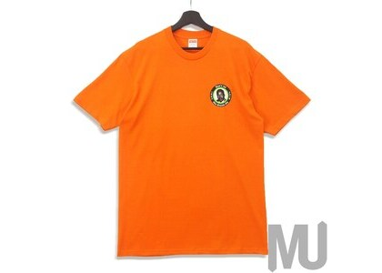 Supreme MLK Dream Tee Orangeの写真