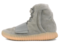 Adidas Yeezy Boost 750 Light Grey Glow In the Darkの写真