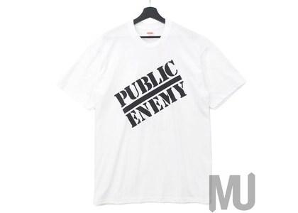 Supreme UNDERCOVER Public Enemy Tee Whiteの写真