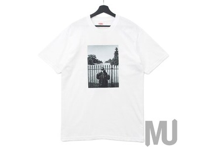 Supreme UNDERCOVER Public Enemy White House Tee Whiteの写真