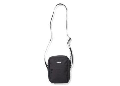 Supreme Shoulder Bag (SS18) Blackの写真