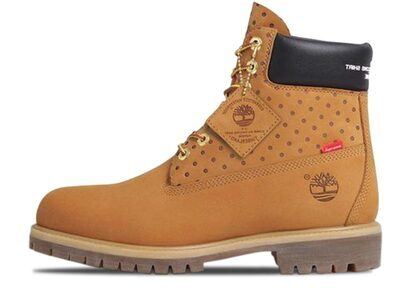 """""""Supreme x Comme des Garcons × Timberland 6 Boot Wheat """"の写真"""