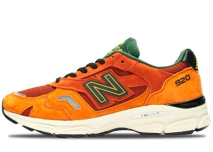 Sneakersnstuff × New Balance 920 Orange/Blackの写真