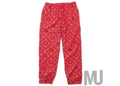 Supreme Bandana Track Pant Redの写真