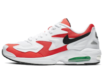 Nike Air Max2 Light Habanero Redの写真