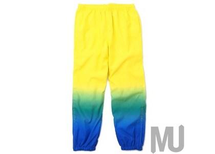Supreme Gradient Track Pant Yellowの写真