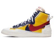 Nike Blazer High sacai Snow Beachの写真