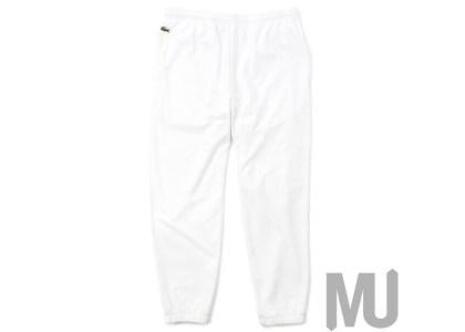 Supreme LACOSTE Velour Track Pant Whiteの写真