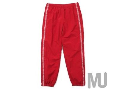 Supreme Tonal Taping Track Pant Redの写真