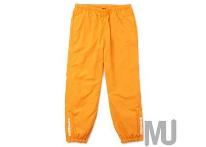 Supreme Warm Up Pant (SS18) Pale Yellowの写真