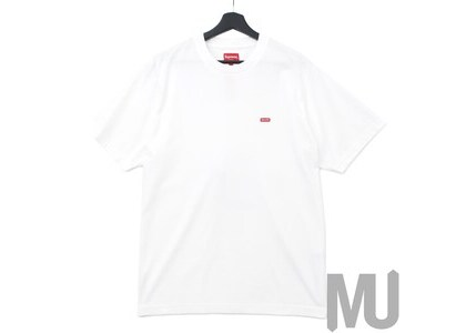 Supreme Small Box Tee (SS18) Whiteの写真