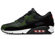 Nike Air Max 90 Green Pythonの写真