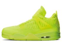 Nike AIR Jordan 4 Flyknit Voltの写真