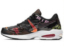 Atmos × Nike Air Max 2 Light Blackの写真