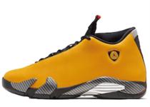 Nike Air Jordan 14 Retro Ferrari University Goldの写真