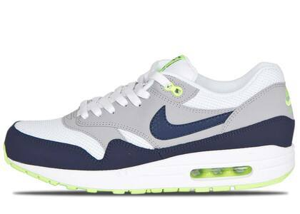 Nike Air Max 1 White Navy Ghost Greenの写真