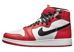 JORDAN 1 REBEL CHICAGOの写真