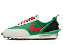 Nike Daybreak Undercover Lucky Green Red Womensの写真