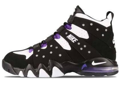 Nike Air Max 2 CB 94 Black Purple (2015)の写真