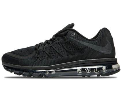 Nike Air Max 2015 Triple Blackの写真