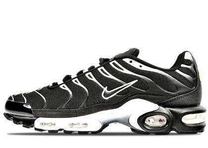 Nike Air Max Plus Frost Black Whiteの写真