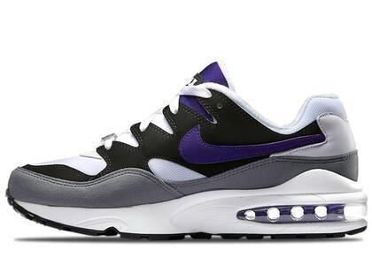 size? × Nike Air Max 94 OG Purpleの写真