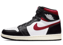 Nike Air Jordan 1 Black Gym Redの写真