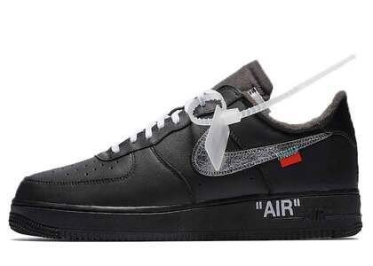"Off-White × Nike Air Force 1 ""MoMA""の写真"