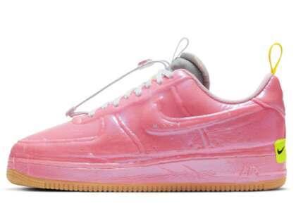 Nike Air Force 1 Low Experimental Racer Pinkの写真