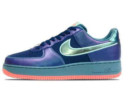 Nike Air Force 1 Low Brave Blue Mineral Tealの写真