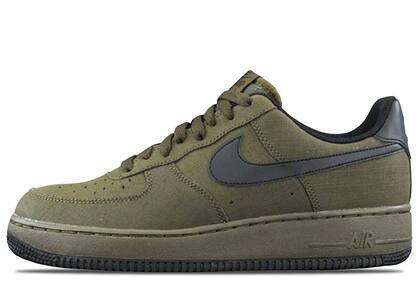 Nike Air Force 1 Low Dark Loden Blackの写真