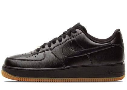 Nike Air Force 1 Low Black Gum (2013)の写真