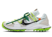Off-White × Nike Air Zoom Terra Kiger 5 Womens Whiteの写真