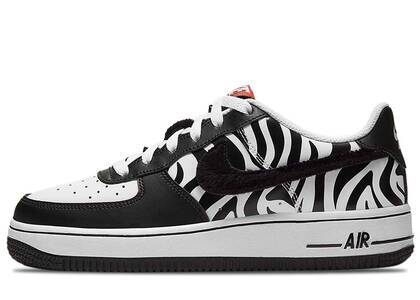 Nike Air Force 1 Low Zebra (GS)の写真
